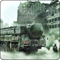 Nuclear transport simulator 3d icon