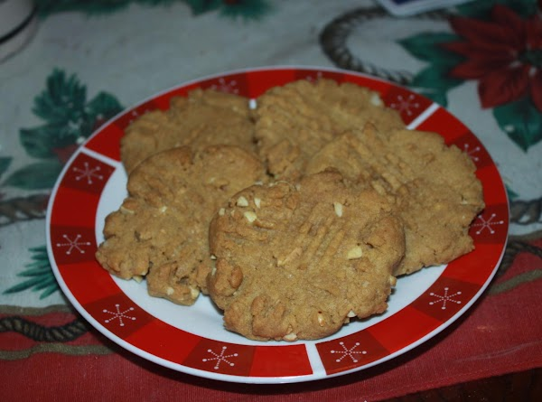 No Flour Peanut Butter Cookies Recipe