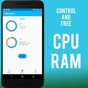 Download Clean Master Plus For PC Windows and Mac apk screenshot 1