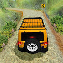 Uphill Crazy Jeep Driving 2019 - Offroad 🚙 icon