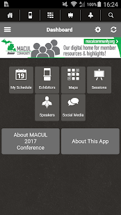 MACUL 2017 Conference- screenshot thumbnail