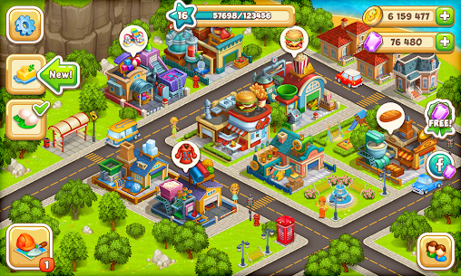 Cartoon City 2: Farm to Town.Build Mod Apk (Unlimited Money) 8