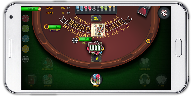 Place your cards in the best blackjack games at Casumo