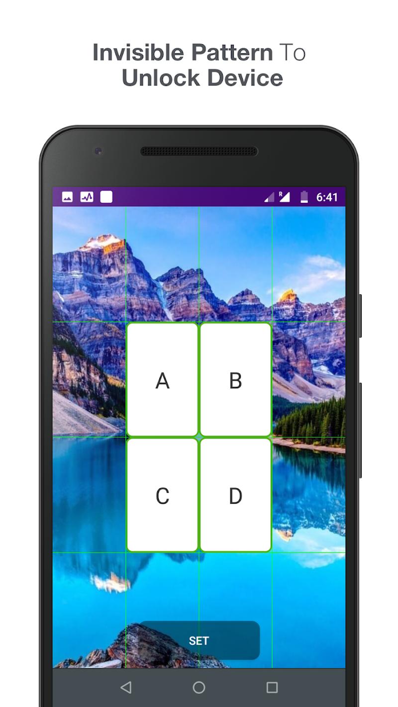 Knock lock screen - Applock Screenshot 6