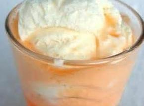 Orange Creamsicle Float Recipe