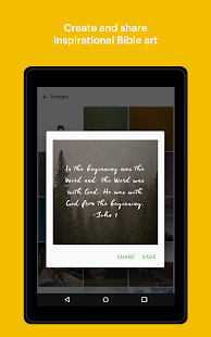 App YouVersion Bible App + Audio, Daily Verse, Ad Free APK for Windows Phone