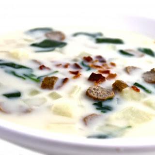 Olive Garden Zuppa Toscana Made Skinny