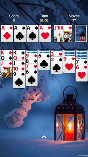 Solitaire - Free Classic Solitaire Card Games apkslow screenshots 3