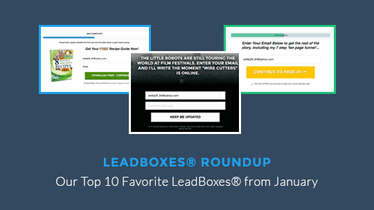 LeadBoxes Roundup
