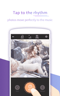 Music Video Maker with FX, Video Editor–TapSlide 1