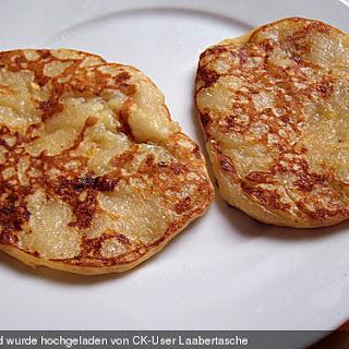 Pancakes With Bananas No Egg Recipes.