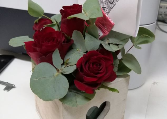 Florists in Joburg, Pretoria and Bloemfontein had a torrid time on Valentine's Day as they were hit by a double whammy of load-shedding and torrential rain.
