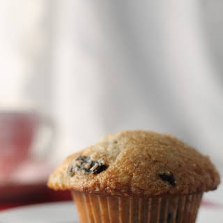 Spiced Fig Muffins.