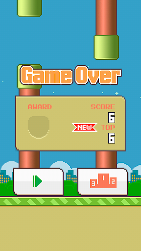 Flabby Bird - The Flappy Game 1.3 screenshots 3