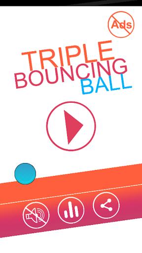Triple Bouncing Ball|玩街機App免費|玩APPs