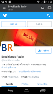 Brooklands Radio- screenshot thumbnail
