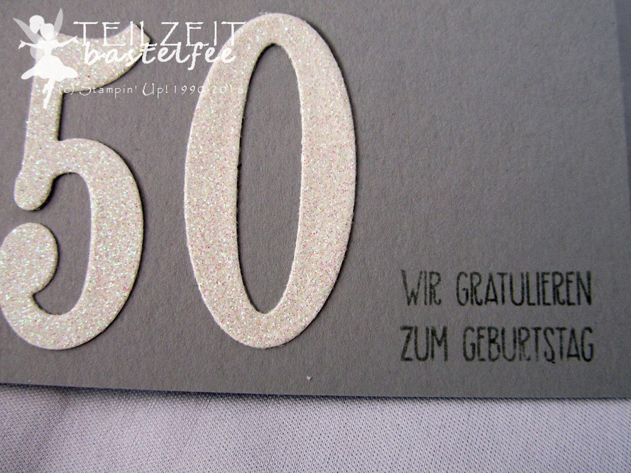 Stampin' Up! - Sunshine Sayings, Grüße voller Sonnenschein, Framelits Large Numbers