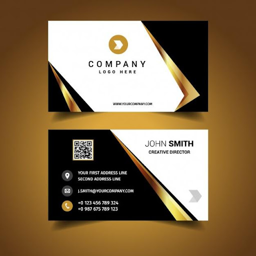 Business Card Maker Free Visiting Card Maker photo screenshot 11