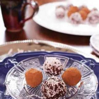 Date Nut Truffles Recipes