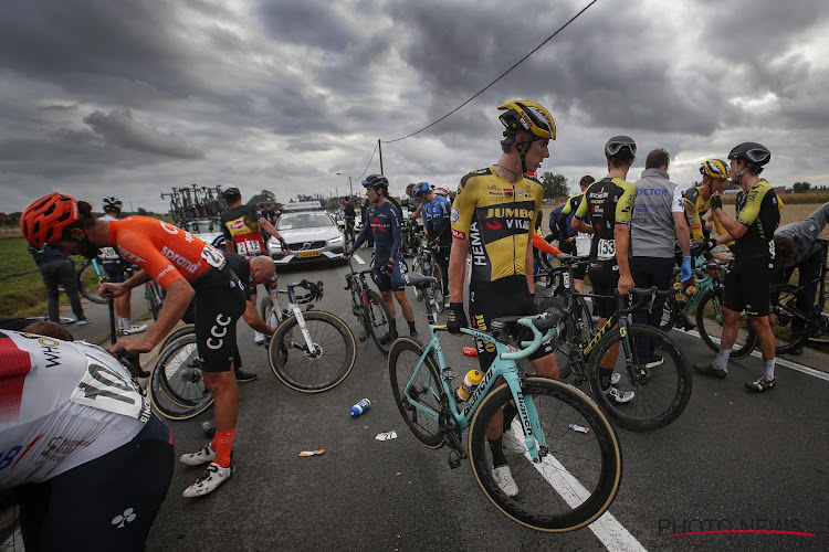 Gedwongen rustdag in BinckBank Tour: Nederland weigert de renners!