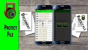 Protect File Pro -Lock and Send File -En/De Crypt app for Android screenshot