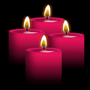 Red Candles Beauty LWP