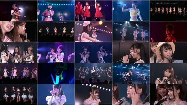 191128 (720p) AKB48 岩立チームB「シアターの女神」公演 樋渡結依 卒業公演