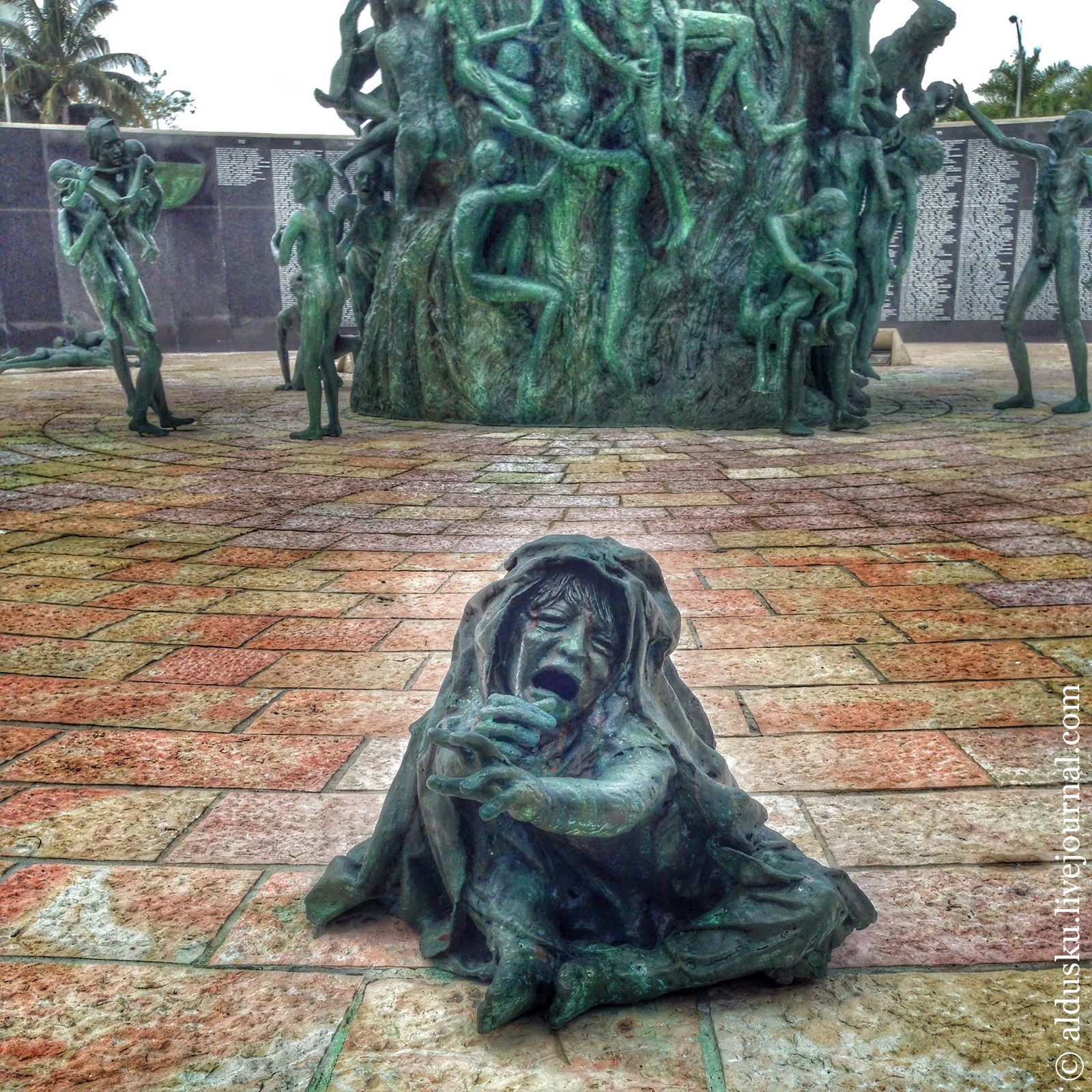 Мемориал «Холокост» в Майами-Бич (Holocaust Memorial of Miami Beach)