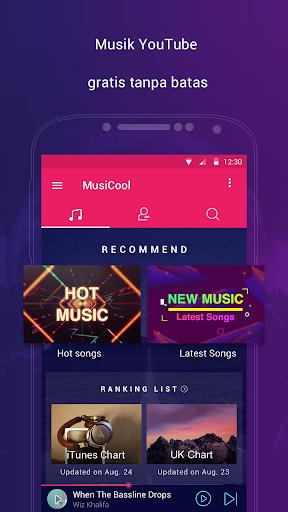 Pemutar Musik Gratis Tanpa Batas u2013 Music Go 1.5.1 screenshots 2