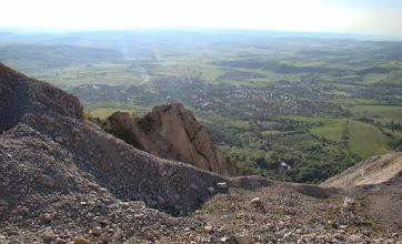 Photo: 0062 A Bélkő tetejéről