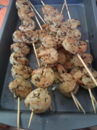 Yummy Basil Shrimp Recipe