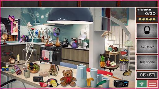 Kitchen Hidden Object Games  screenshots 4