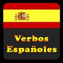 Spanish verbs conjugator icon