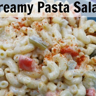 Creamy Pasta Salad Dressing Recipes