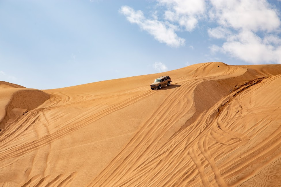 Wahiba Sands, Sharqiya Sands, wydmy