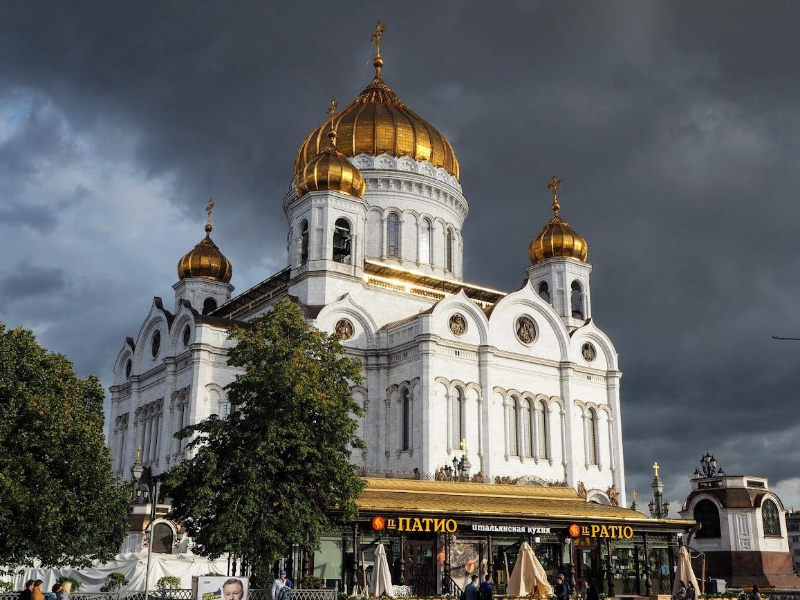 lo mejor que ver y hacer en Moscú