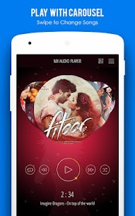 MX Audio Player- Music Player App Download For Android 7