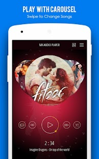 MX Audio Player- Music Player Screenshot