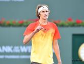 Alexander Zverev mag na zege in vijf sets nog hopen Rafael Nadal van zijn troon te stoten