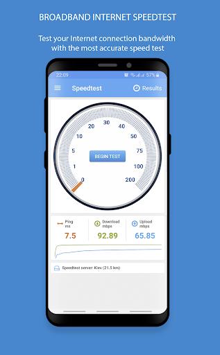 2IP — Speed Test and my IP address ss1