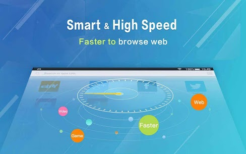 Web Browser ( Fast & Secure Web Explorer)  App Download For Android 3