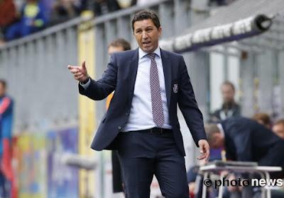 Anderlecht va virer Besnik Hasi