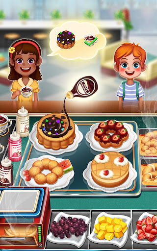Cooking Town - Craze Chef Restaurant Cooking Games 11.9.5017 screenshots 22