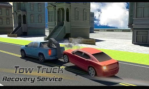 Tow Truck Recovery Service