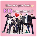 Who are you from BTS? - Test! icon