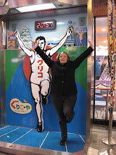 Photo: Yay! I was reunited with my Glico logo again at a local arcade!