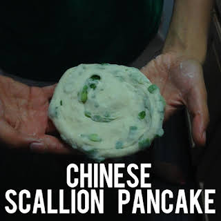 Chinese Scallion Pancakes.