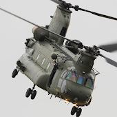Wallpapers Boeing CH47 Chinook