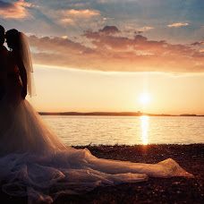 Wedding photographer Yuliya Esina (ribalka). Photo of 01.07.2016
