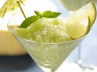 Lime In The Coconut Graniti Recipe